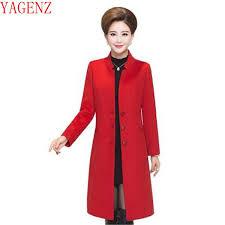2019 YAGENZ <b>Middle Aged Women</b> Qiu Dong Outfit <b>Cashmere</b> ...