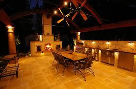 gallery outdoor kitchen lighting: outdoor lighting ideas outdoor amp fireplace bucks county on