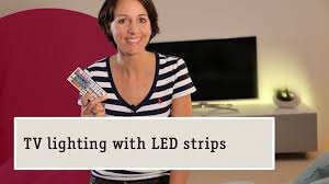 lighting living room complete guide: led strips create beautiful lighting effects for the living room youtube