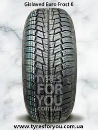 Купить шины 205/65 R15 94T Gislaved Euro Frost 6 цена, рисунок ...