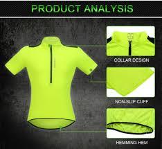 Sporting Goods <b>Summer Men's</b> Short Sleeve Cycling jersey Quick ...