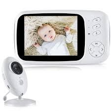 <b>Baby</b> Monitor <b>3.5 inch</b>, <b>Baby</b> Monitor with Camera and Audio, <b>Video</b> ...