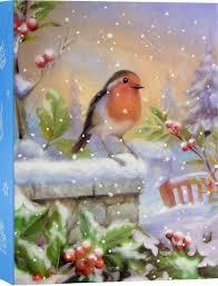 """Коробка <b>подарочная</b> """"<b>Winter Wings</b>"""", 18 х 5 х 23 см"""