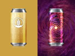 Can Release: <b>Happy New Beer</b> & Space Echos - Pure Project