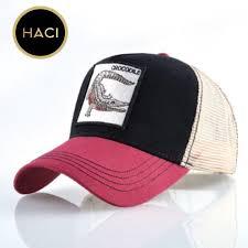 NEW <b>2019</b> #Haci <b>Fashion</b> Crocodile Embroidery <b>Baseball</b> Cap ...