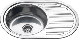 <b>Мойка кухонная Melana 124</b> ta 770 мм врезная хром заказать по ...