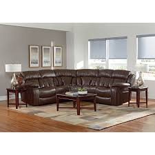 furniture t north shore: standard furniture north shore reclining sectional sofa item number