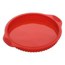 <b>Форма круглая для пирога/пиццы</b> NADOBA MILA силиконовая ...