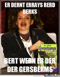 Ermahgerd! Berks! by jincrimsonred - Meme Center via Relatably.com