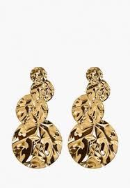 Купить женские серьги из золота в интернет-магазине Lookbuck