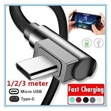 <b>OLAF 1</b>/2/3 Meter Type-C Charger Cable Micro <b>USB</b> Fast Charging ...