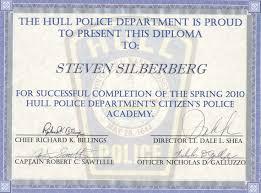 resume for police academy cipanewsletter steve silberberg u0027s resume curriculum vitae