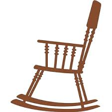 Grandma Rocking Chair  C