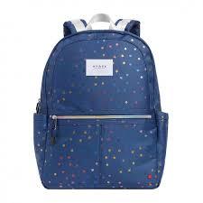 STATE Bags The Kane Printed <b>Canvas Backpack</b> - Rainbow <b>Stars</b> ...