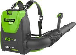 <b>Воздуходувка Greenworks 60</b> V <b>GD 60 BPB</b> без аккумулятора и ...