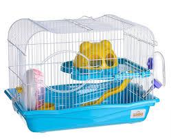 <b>Клетка Kredo М011</b> для хомяков в Zooplaneta.shop