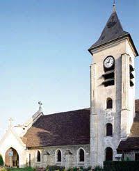 lorigine du nom de la courneuve curia noa nouveau domaine fait rfrence aux colons que labb suger installa dans le bourg de saint lucien pour aglise saint lucien de