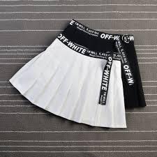 Women short <b>tennis skirt Girl skirt</b> skateboard <b>high</b> waist school ...