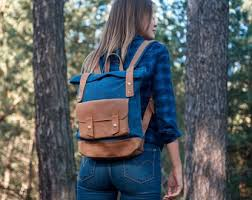 <b>Canvas backpack women</b> | Etsy