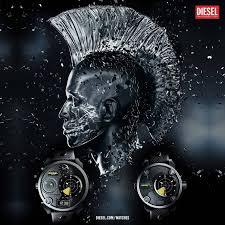 Наручные <b>часы Diesel</b>, купить в Санкт-Петербурге