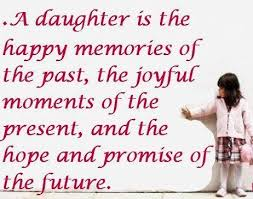 Daughter Quotes | Daughter Quotes in English