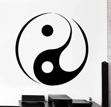 "Buddha Yoga Meditation <b>Wall</b> Decals — Tagged ""<b>wall</b> vinyl <b>yin yang</b> ..."