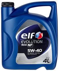 <b>Моторное масло ELF</b> Evolution 900 NF 5W-40 4 л — купить по ...
