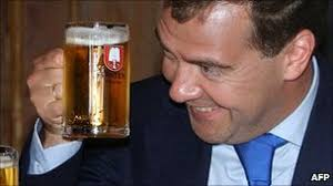 Russia classifies <b>beer</b> as alcoholic - BBC News