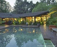 images about Cliff May on Pinterest   Cliff May  Long Beach    oakmont residence Originally designed by Cliff May in the Oakmont Residence exemplifies California Ranch Style through its spacious plan  expansive windows