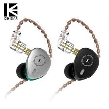 <b>KBEAR KB06</b> 2BA+1DD in Ear Earphone Running Sport ...