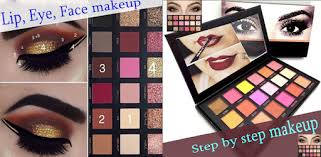 Step by step <b>makeup</b> (lip, <b>eye</b>, <b>face</b>) - Apps on Google Play