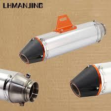 36 51mm <b>universal</b> Modified <b>Motorcycle exhaust Pipe muffler</b> MTX ...