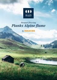 Parquet <b>flooring</b> Planks <b>Alpine</b> flame MEISTER