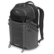 <b>Lowepro Photo Active BP</b> 300 AW Backpack - Black / Grey | Wex ...