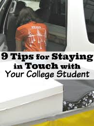 tips for staying in touch your college student organized  9 tips for staying in touch your college student justacallaway ad