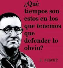 Resultado de imagen para Bertolt Brecht