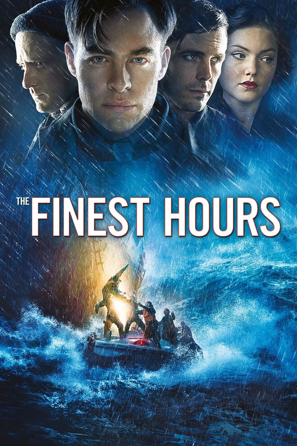 Download The Finest Hours 2016 Movie BluRay Dual Audio Hindi – Eng  480p | 720p