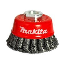 Купить <b>Корщетка</b>-<b>чашка Makita</b>, <b>М-14</b>, <b>65мм</b>, витая в магазине ...