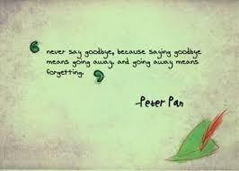 Peter Pan Quotes on Pinterest | Peter Pan, Popular Pins and Tinkerbell