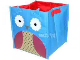 Купить <b>Корзина для игрушек Bradex</b> Сова DE 0231 по низкой ...