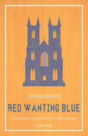 red wanting blue to kick off cathedral concerts series  red wanting blue at trinity cathedral