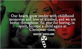 Rekindle Childhood Love Quotes