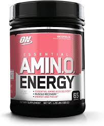 <b>Optimum Nutrition Amino Energy</b> - Pre Workout with <b>Green</b> Tea ...