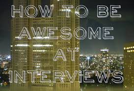 how to get a job charlotte steggz in the last part of my how to get a job series i want to go over interview technique in the job application process this is my strongest area