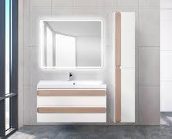 Купить ручку для мебели BelBagno Aurora <b>60</b> см <b>Rovere Grigio</b> в ...
