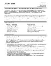 store manager resume examples assistant store manager retail    store manager resume examples assistant store manager retail resume sample eith career history
