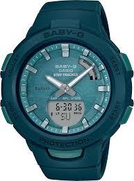 Женские часы Casio BSA-B100AC-3AER   xn--80akuplt.xn--p1ai