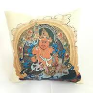 sale vaishravana feng shui decorative pillow buy feng shui feng shui