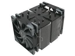 Массивный <b>кулер Scythe Ninja 5</b> рассчитан на процессоры AMD ...