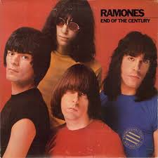 <b>Ramones</b> - End Of The Century (<b>180 gr</b>.) LP - Day After Records